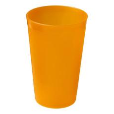Bicchiere da 300 ml in plastica - colore Frosted Orange