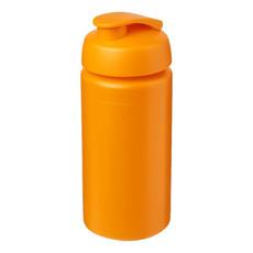 Borraccia sportiva Baseline® Plus con coperchio a scatto - colore Arancio