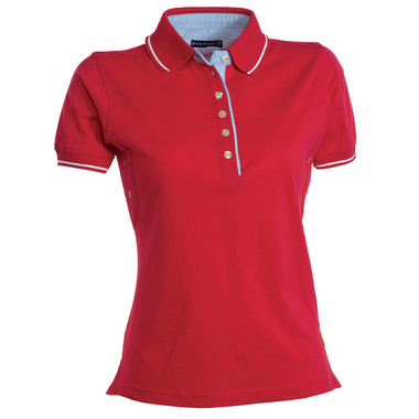Polo in jersey donna Leeds Payper