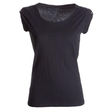 t-shirt donna manica corta slubby jersey colorato Neutral Discovery Lady Payper