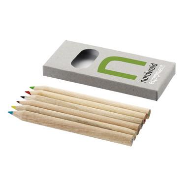 Set matite 6 pezzi