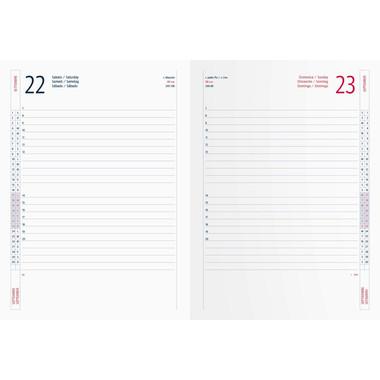 Agenda portafoglio 2019 int. giornaliero 15x21