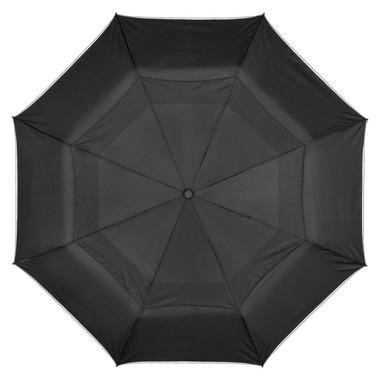 """Ombrello automatico 3 sezioni 21"""" - colore Nero"""