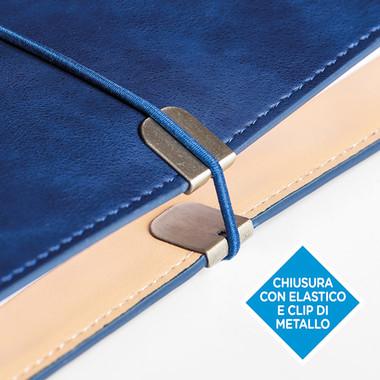 Agenda 15X21 portafoglio 2020 con elastico