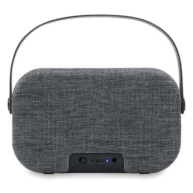 Speaker Bluetooth 2x3W 400 mAh colore nero