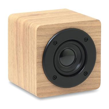 Speaker Bluetooth 350 mAh con cavo USB colore legno MO9084-40