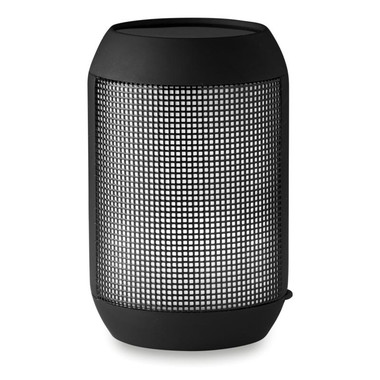 Speaker bluetooth con led multicolore colore nero MO9018-03