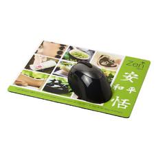Tappetino per mouse Q-Mat® rettangolare - colore Nero