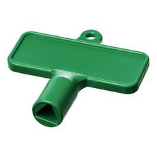 Chiave multiuso universale rettangolare  - colore Verde