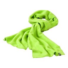 Sciarpa in tessuto pettinato - colore Verde
