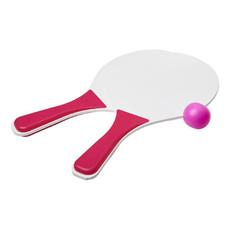 Set per giochi da spiaggia Bonny - colore Light Pink