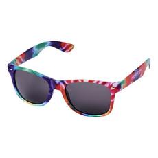 Occhiali da sole con effetto tie and dye - colore Multi-colore