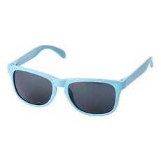 Occhiali da sole in fibra di paglia  - colore Blu Chiaro