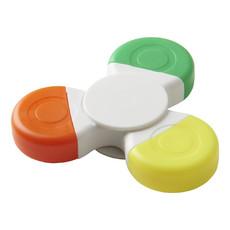 Evidenziatore spinner - colore Bianco