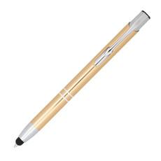 Penna a sfera con pennino touch Pansy - colore Oro