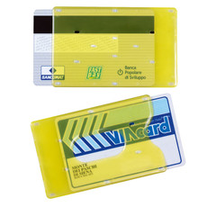 Porta cards rigido
