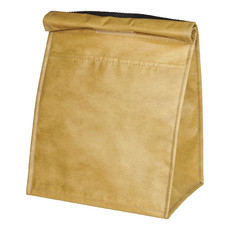 Busta termica grande stile vintage - colore Marrone