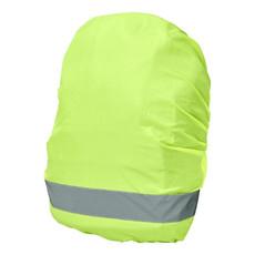 Copri borsa riflettente e impermeabile - colore Giallo Fluo