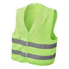 Gilet di sicurezza vari colori - colore Verde Fluo