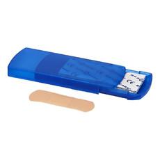 Scatola di cerotti 5 pezzi - colore Blu Royal