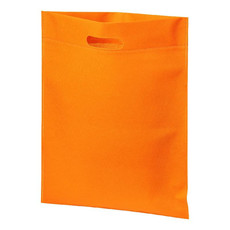 Shopper in TNT North - colore Arancio