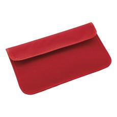 Custodia telefono con RFID - colore Rosso