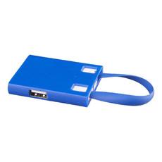 Hub USB e cavo 3-in-1 - colore Blu Royal