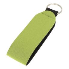 Portachiavi con anello apribile - colore Lime