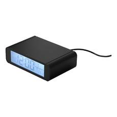 Orologio con stazione di ricarica - colore Nero