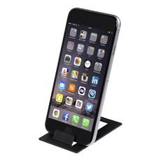 Supporto pieghevole per telefono - colore Nero
