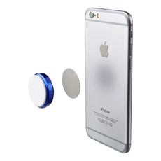 Tappetino adesivo magnetico per cellulari - colore Blu Royal