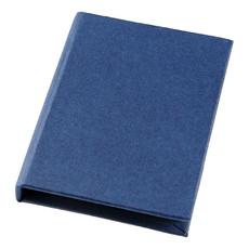Blocco con post-it e segnapagine - colore Blu