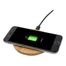Ricarica wireless in bamboo - colore Legno