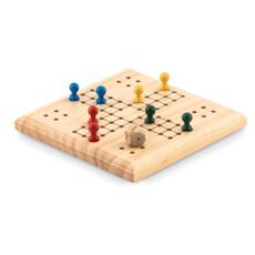 Gioco in legno birillos colore legno MO6110-40