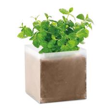 Sacchetto con semi di menta colore beige MO9546-13