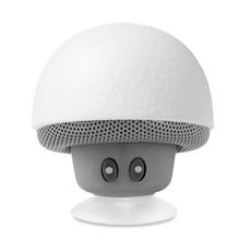 Speaker bluetooth a forma di fungo colore bianco MO6114-06