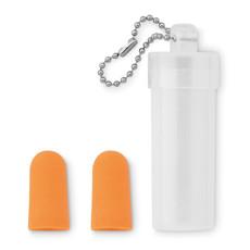 Tappi per le orecchie colore arancio MO9501-10