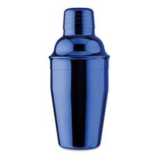 Cocktail Shaker in acciaio inox colore blu royal MO9607-37