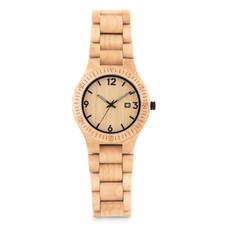 Orologio da polso in legno colore legno MO9582-40