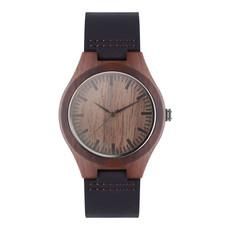 Orologio in pelle colore marrone MO9645-01