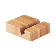 Portacellulare in bamboo colore legno MO9693-40