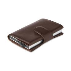 Portafogli con RFID colore marrone MO9726-01