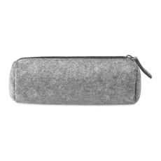 Astuccio portapenne in feltro colore grigio MO9819-07