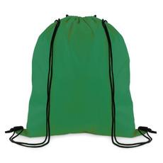 Sacca zainetto con coulisse colore verde MO9828-09