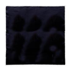 Panno per occhiali in RPET colore nero