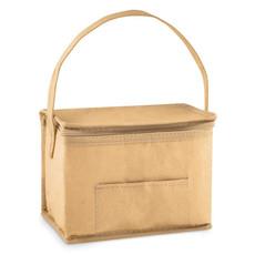Porta lattine in carta colore beige MO9881-13