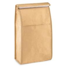 Portapranzo in paperwoven colore beige MO9882-13