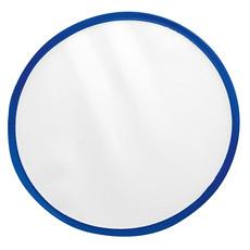 Fresbee pieghevole con bordo colorato