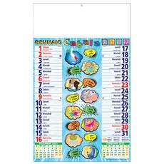Calendario Cabala e Gioco del Lotto 2022