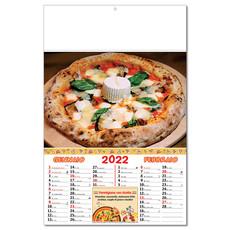 Calendario Pizza 2022